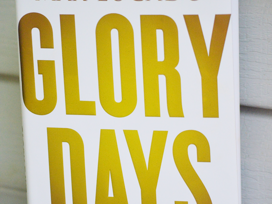 Glory Days: Living Your Promised Land Life Now {A Book Review & Family Christian Giveaway} #FCBlogger
