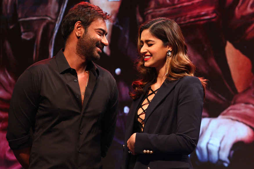 'Baadshaho' Film Trailer Launch Event Gallery