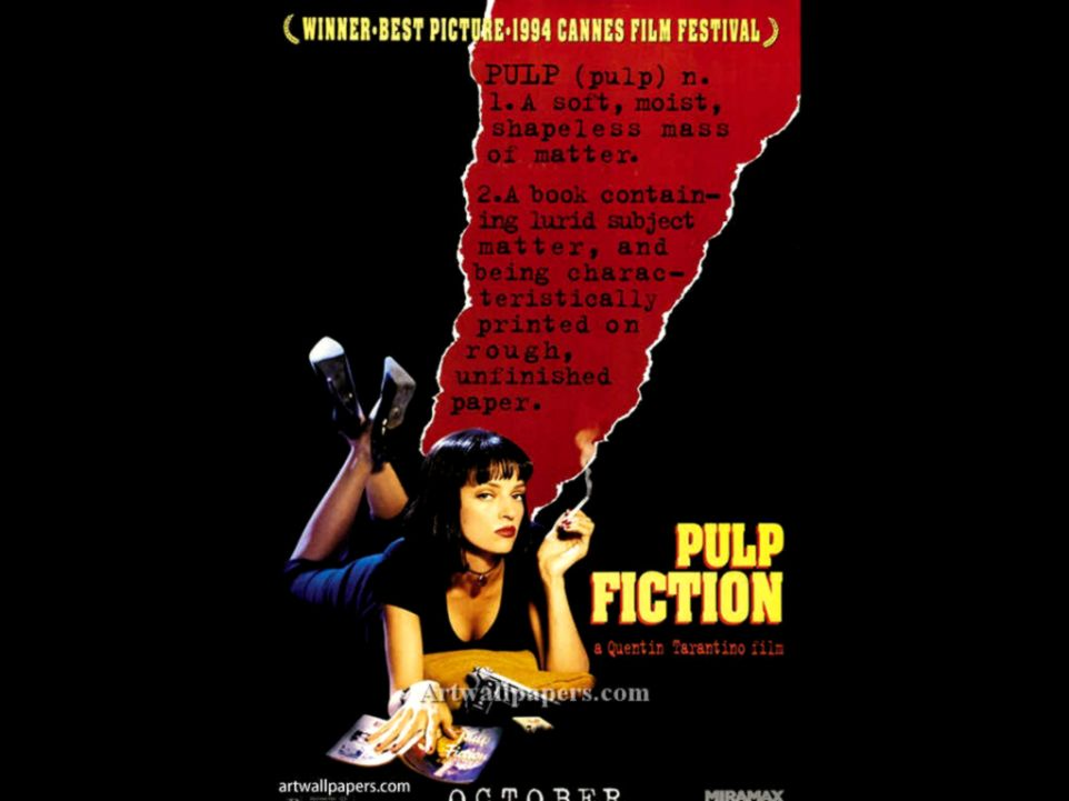 Pulp Fiction Wallpaper Hd Wallpapers Collection