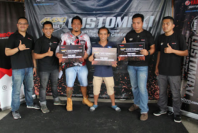 Para Pemenang CustoMAXI Bali