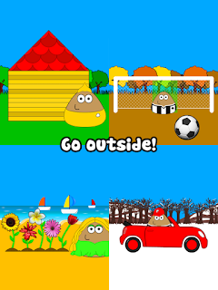 Pou Mod Apk 1.4.69 (Unlimited Money Mod) Full Terbaru