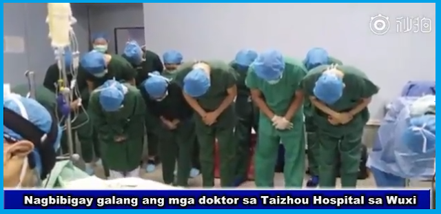 OFW donates body organs in China. There's a Filipino engineer based in China who instructed his family members that he wants his body organs donated in the event something happens to him --- like an unexpected death. Little did he know he would become the first foreigner to donate body organs in Taizhou City, East China's Jiangsu Province. It's not everyday that we hear of fellow Filipinos who have willingly expressed to have their body parts donated upon their demise. Pinoy organs donors are not that many as yet. However, there's a Filipino engineer based in China who instructed his family members that he wants his body organs donated in the event something happens to him --- like an unexpected death. Abear Wilbert, an overseas worker from the Philippines, suffered from cerebral hemorrhage after he lapsed into a deep coma on an expressway on July 6. His wife Mrs. Wang immediately called the local police for help and he was rushed to the Taizhou City People's Hospital. Despite surgeries to remove blood and lumps in his skull, he was declared brain dead on July 17 --- much to the grief of his family. It was a battle fought and lost. Little did he know he would become the first foreigner to donate body organs in Taizhou City, East China's Jiangsu Province. It was so admirable that doctors paid tribute to him as per a released video by a local Chinese media. It was his wish beforehand to donate his body organs to whoever needs those and his family have acquisced to this. His Chinese wife disclosed that they met in Guangzhou and were blessed with two daughters. They decided to settle in Wuxi where Wilbert worked as a Senior Test Engineer in the city. He belonged to the Wuxi Catholic Community and was a guitarist in church, according to CRI Filipino Service. It was Wang's decision to donate her husband's kidneys, pair of corneas, liver as well as his heart -- which will benefit six Chinese patients, as per reports. It was an act praised by the Red Cross as it showed a humanitarian concern and dedication regardless of race or nationality. Meanwhile, the 80-year-old mother of Wilbert reportedly said she's sad to lose her son; however, she's also pleased that her beloved son could help others until the end of his life. We could only bow our heads in awe of this man who prefers to give away his healthy organs so that others in need of those would benefit; a life extension, perhaps. His story will leave us thinking; could we gather the courage to become organ donors ourselves?