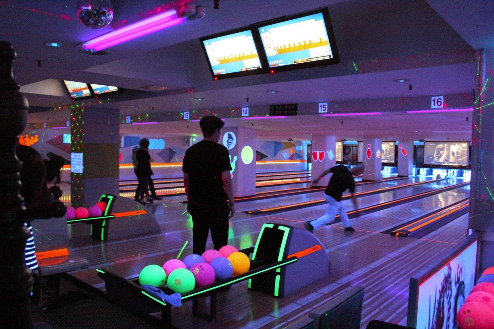 All About Hongdae In Korea Bowling