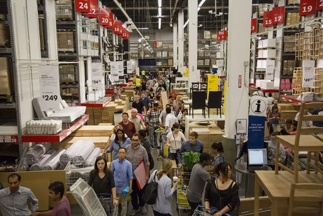 Dapatkan Furniture Rumah Tangga Murah Dan Berkualitas Di IKEA