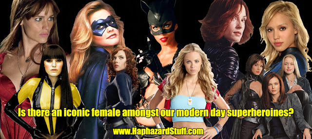 Sexy hot Female Superheroes