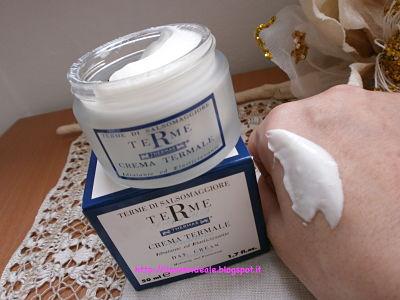 Thermae di Salsomaggiore Crema Termale Idratante Protettiva