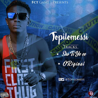 DOWNLOAD MP3: Topilomessi - Sho Ti Ye Ee & Original 1