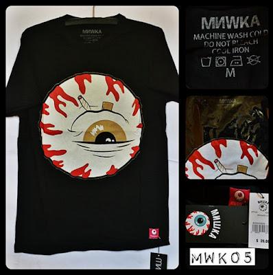 Kaos Distro Surfing Skate MNWKA Premium Kode MWK05