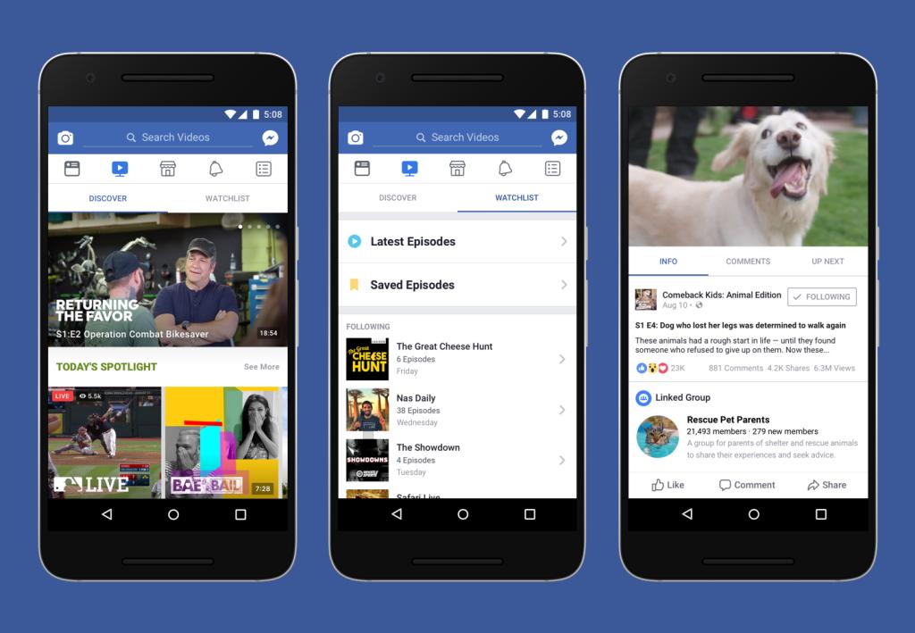 الفيسبوك ووتش، فإن الهجوم ضد يوتيوب تمر من خلال تمويل أشرطة الفيديو الأصلي