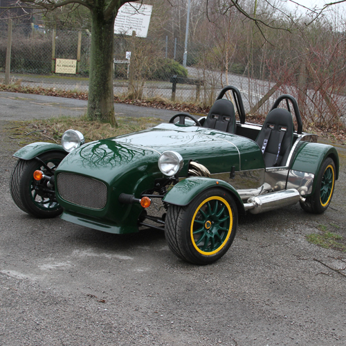 Great British Sports Cars Ltd: PETE NOBLE PRESENTS US WITH
