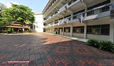 Fakulti Alam Bina UTM