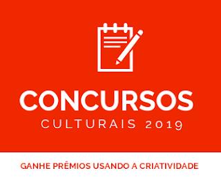 Concursos Culturais 2019