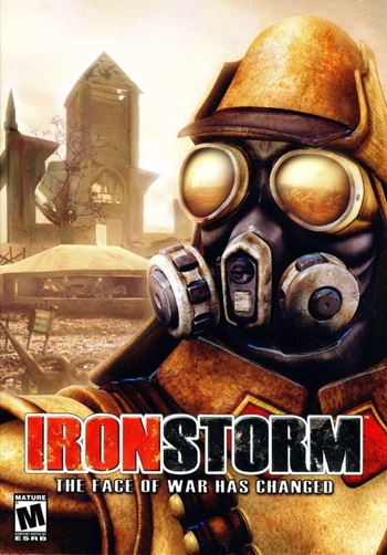 Iron Storm PC Full Español | MEGA