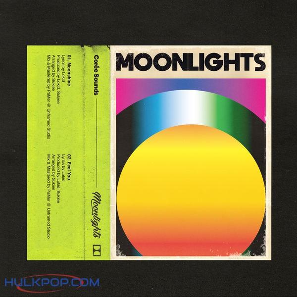 Lokid – Moonlights – Single