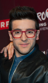 Piero Barone, one of the stars of the group Il Volo