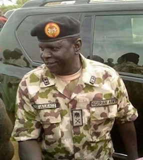 General idris alkali