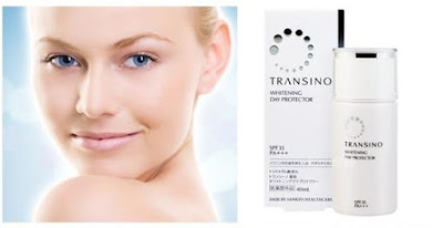 Kem chống nắng Transino Whitening Day Protector