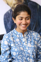 Sai Pallavi looks super cute in plain dress at her interview in Telugu about movie Fidaa ~ Exclusive Celebrities Galleries 029.JPG