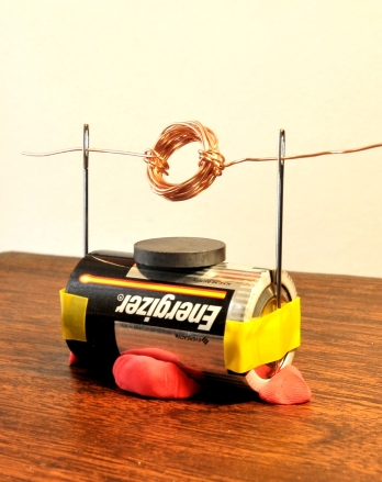Physics: How to Build an Electric Motor