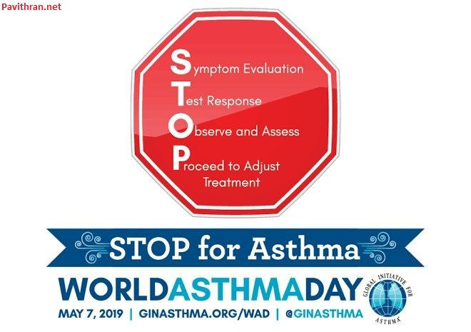 World Asthuma Day - Signs & Symptoms of Asthuma