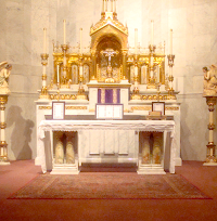 Before and After: St. Stanislaus Oratory, Milwaukee