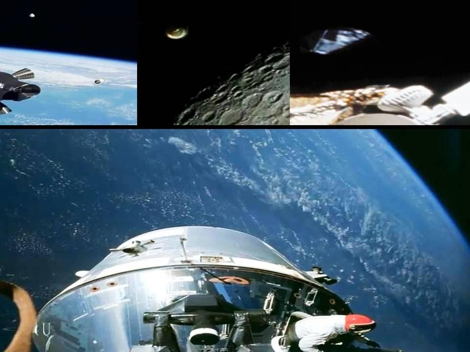Huge Triangle Caught In Earth's Orbit 2013 |UFO Sightings ...