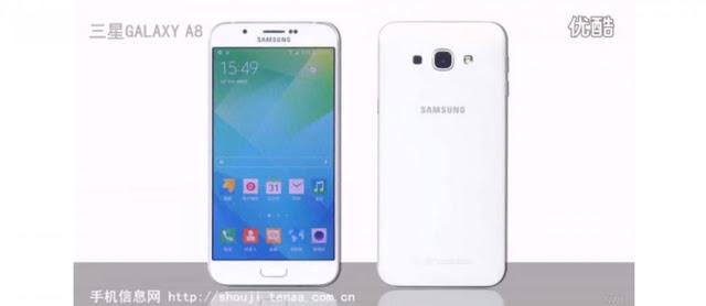 Bocoran Samsung Galaxy A8 akan Hadir dengan Sensor Kamera 16 MP