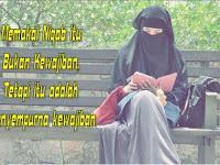 Melarang Mahasiswi Bercadar Itu Bentuk Intoleransi yang Nyata, Ini Buktinya!