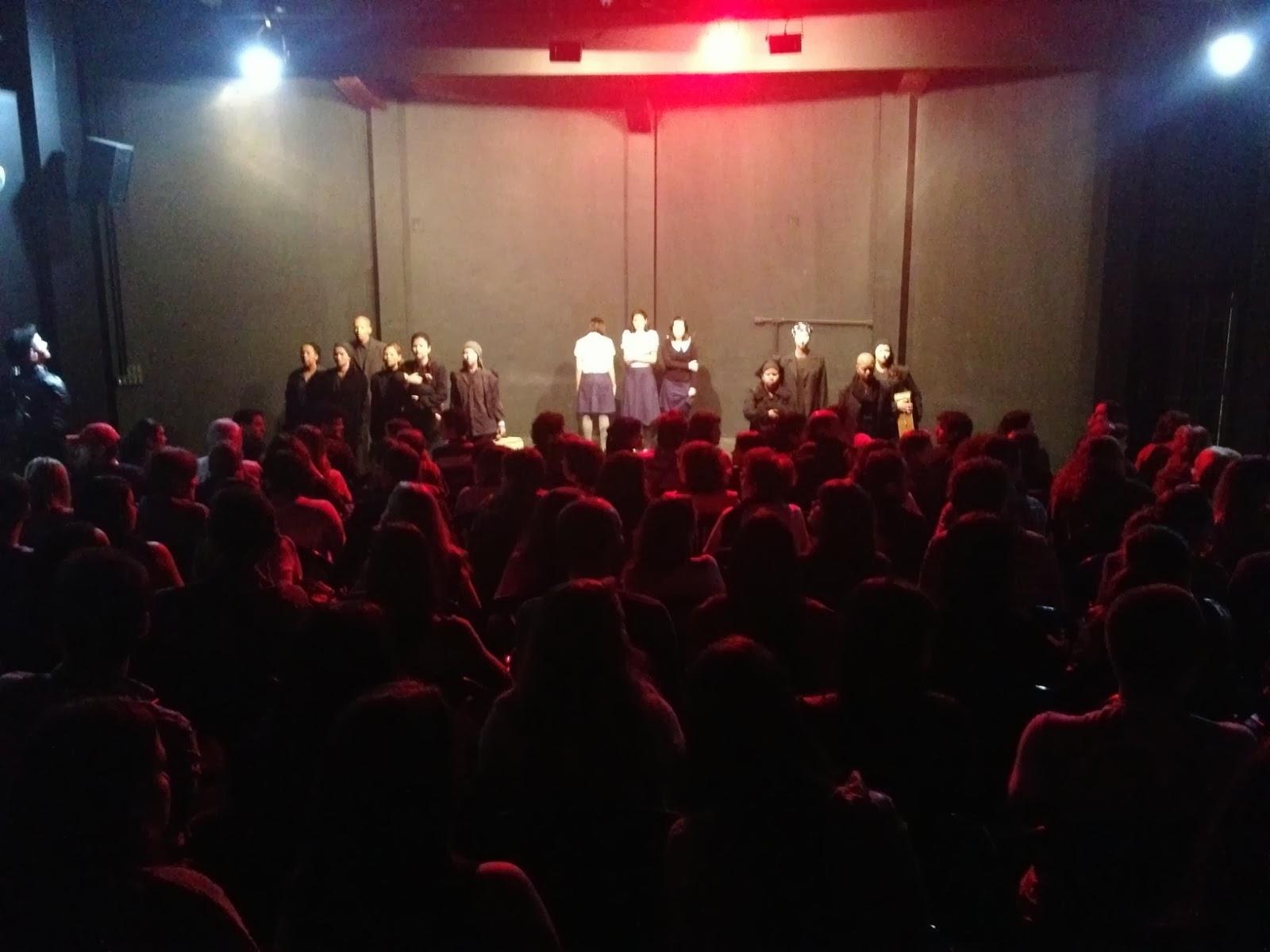 Loucos E Derrotados Ou Um Brinde à Bukowski: Escola De Teatro PUC Minas