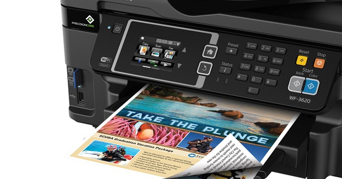 Epson workforce wf 3620 software download
