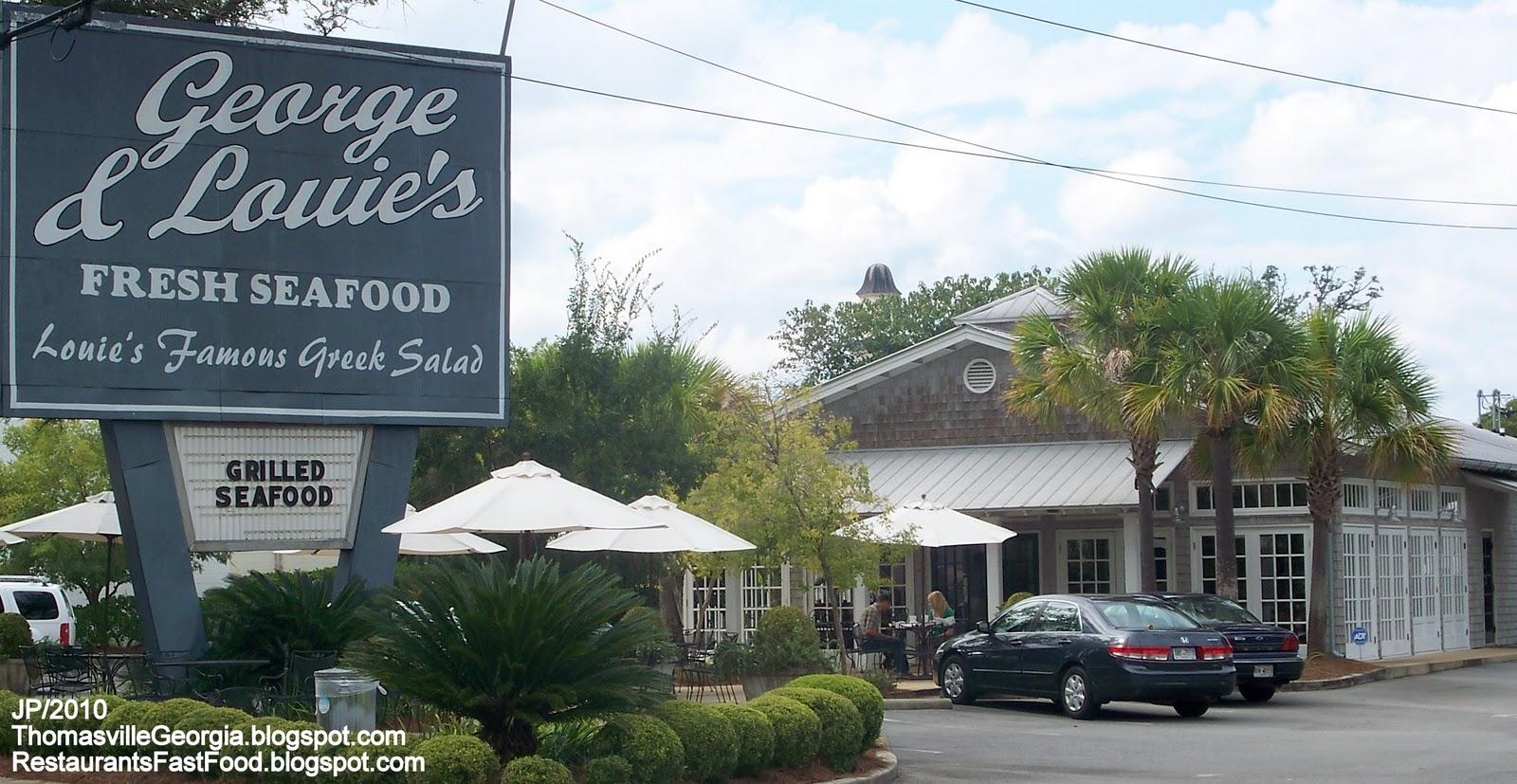 George Louie S Seafood Restaurant