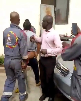 Family harassing NEPA staff