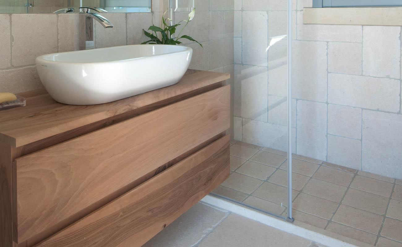 Las cositas de beach eau muebles de madera para mi ba o - Immagini arredamento bagno ...