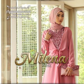 Ayyanameena Milena Pink