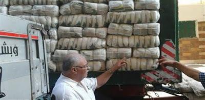 ضبط إخواني بتهمة احتكار 50 طن سكر في القليوبية