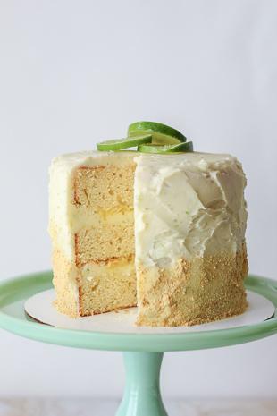 Fresh Key Lime Cake This Celebrated Life