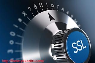 Cara Pasang SSL pada Domain diblogger0