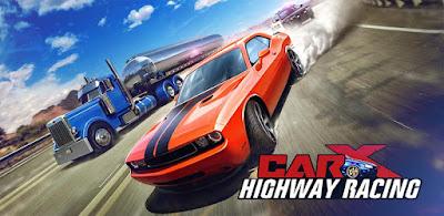 تحميل لعبة CarX Highway Racing v1.59.1 مهكرة للاندرويد (آخر اصدار)