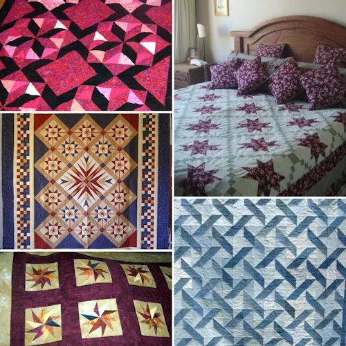 Star Quilts to Inspire