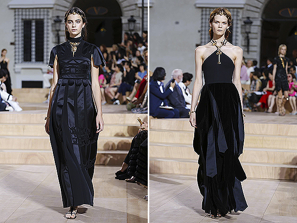 2015/07/10 Fashion Week in Paris: valentino 8