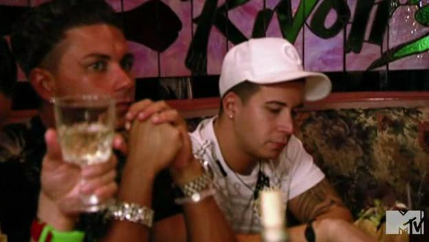 Vinny From Jersey Shore -- Grilled ... How Many STDs Do You Have