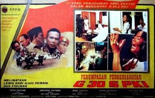 Alasan perlu nonton film Gerakan 30 September PKI