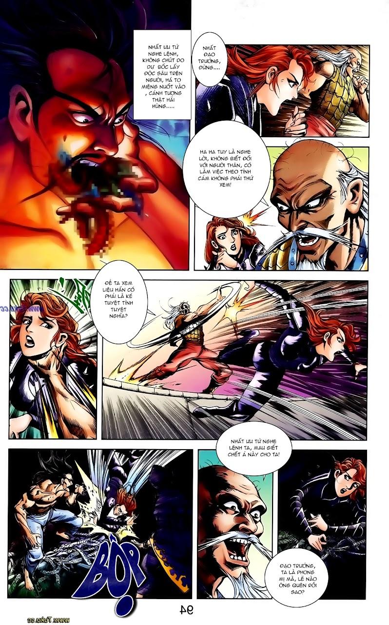 Cơ Phát Khai Chu Bản chapter 112 trang 8