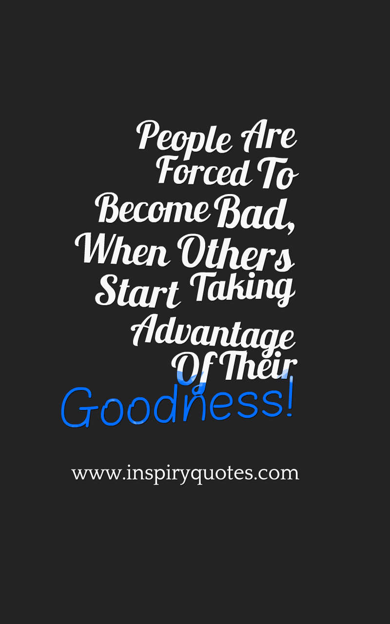 Life People Goodness Quotes Sayings In English Images Hd People