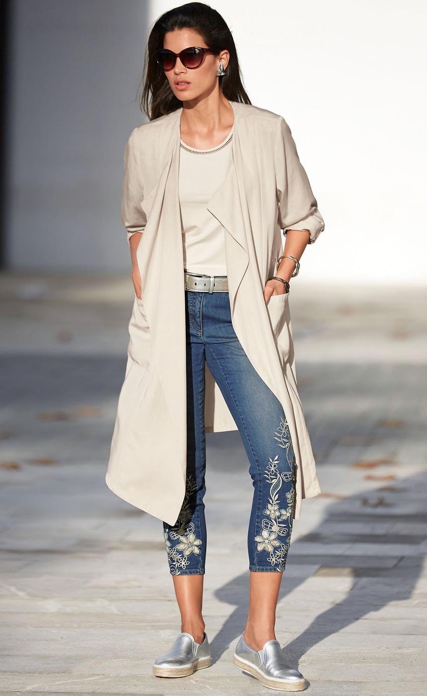 Madeleine Long Coat