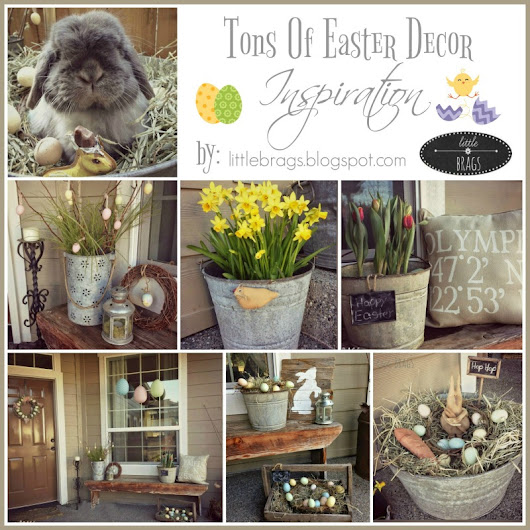 Need Easter Decor Inspiration?