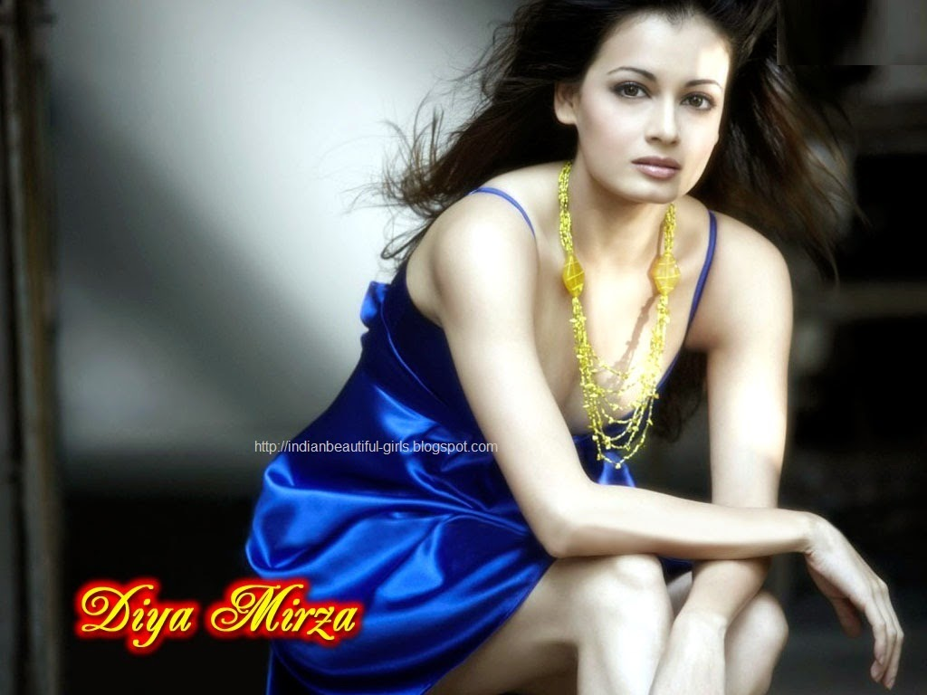 Diya Mirza Hot Wallpapers  Pictures Gallery-8953