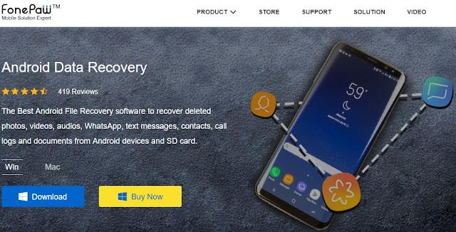 Mayoritas pemilik HP smartphone android baik itu disengaja ataupun tidak disengaja sering  Cara Mengembalikan File yang Terhapus di Android Tanpa Root