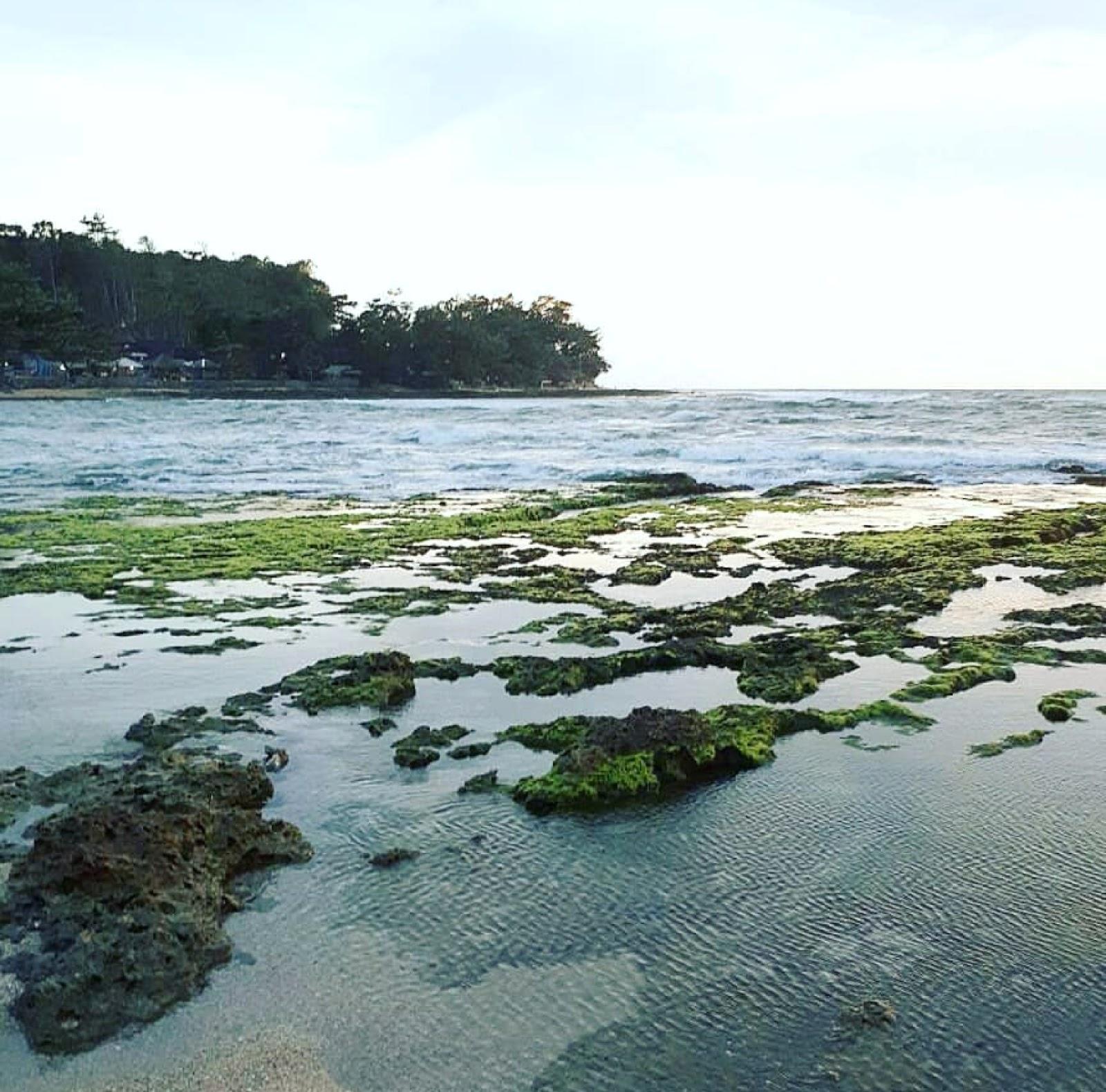 11 Foto Pantai Rancabuaya Garut Jawa Barat, Mitos + Tiket Masuk dan Penginapan