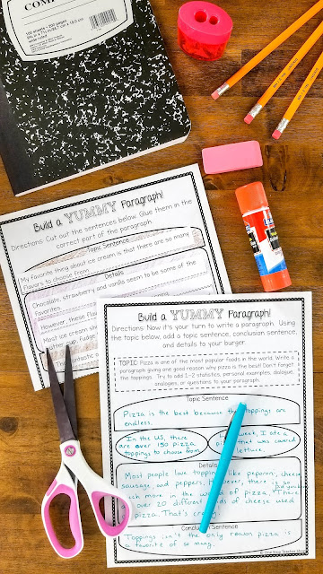 If you teach English Language Learners in your classroom, check out these tips for how to teach the standards to students of other languages. Download the free graphic organizer while you read!